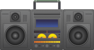 playing the radio on your phone