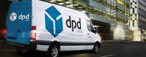 dpd courier collection