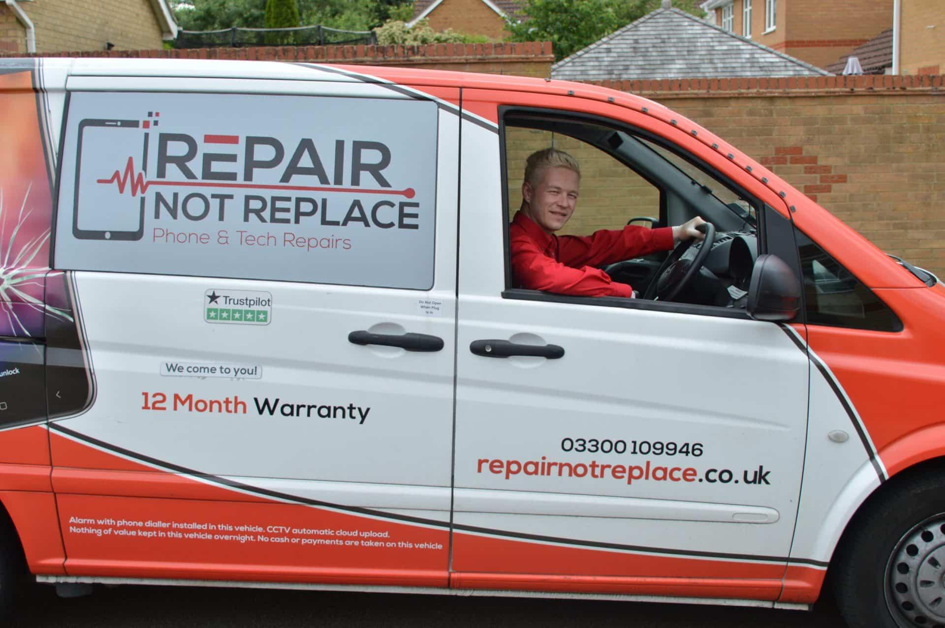 business mobile phone repairs