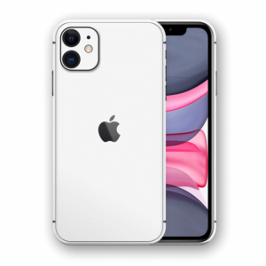 iphone 11 back glass white