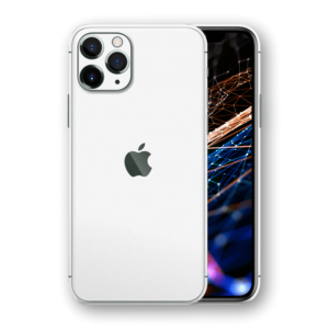 iphone 11 pro back glass white