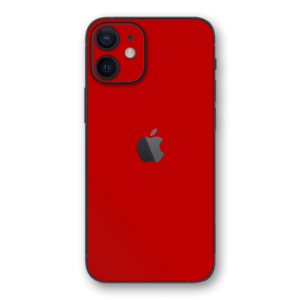 iphone 12 back glass red