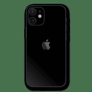 iphone 12 back glass black