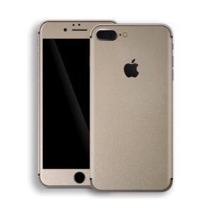 iphone 8 plus gold back glass