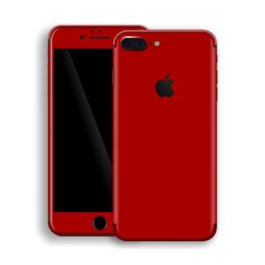 iphone 8 plus red back glass